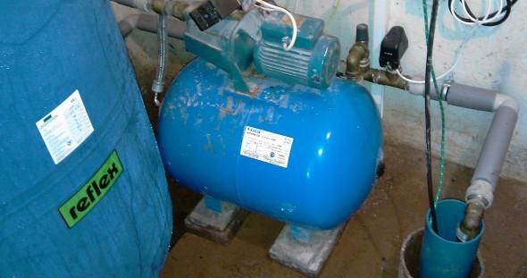 Rekonstrukce vodárny